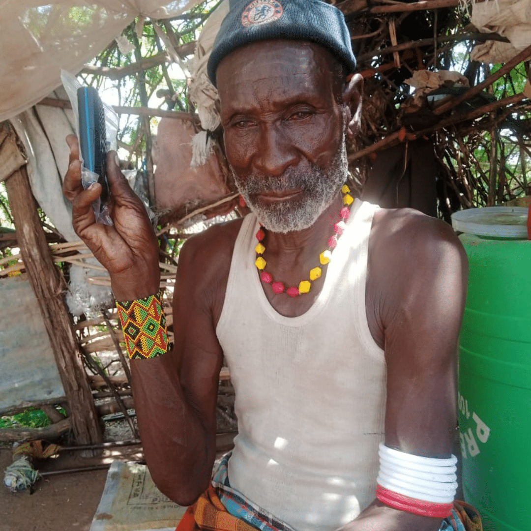 Audio Bible Winner Witchdoctor