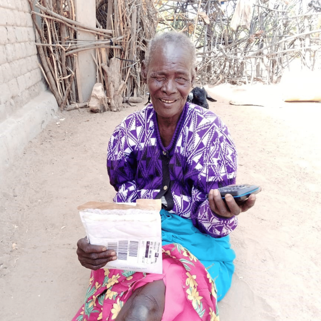Audio Bible Winner Grandma