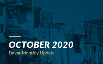 October 2020 Davar Monthly Update