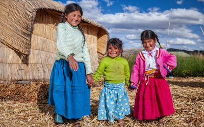 Celebrating Our First Completed Audio Bible in Peru