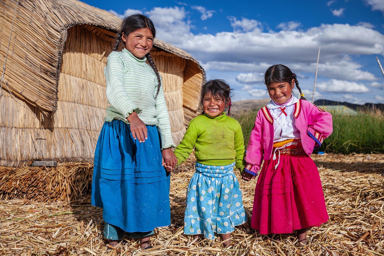 Image of Peruvian Children