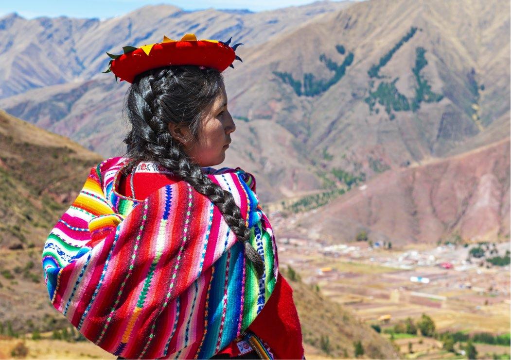 Quechua speakers