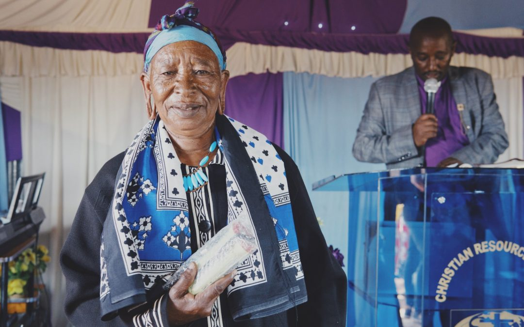 Delivering the Word of God to the Maasai